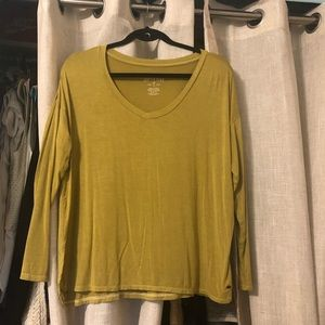 American Eagle Long Sleeve Top